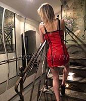 Кристина, массажистка  28 лет