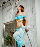 Регина, массажистка  22 года
