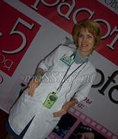 Татьяна, массажистка 46 лет