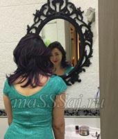 Жасмин, массажистка 31 год