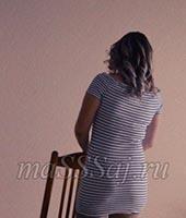 Катюша, массажистка 26 лет
