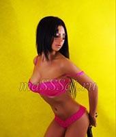 Наталия, массажистка 31 год