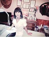 Зумрат, массажистка 37 лет