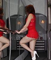 Диана, массажистка 22 года