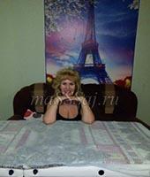 Наташа, массажистка 47 лет