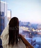 Виолетта, массажистка 23 года