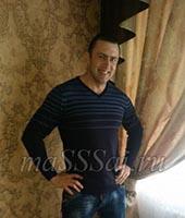 Сергей, массажист 37 лет