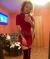 Лена, массажистка 26 лет