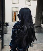 Вита, массажистка 23 года