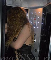 Виктория, массажистка 23 года