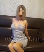 Аня, массажистка 27 лет