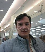 Алексей, массажист 36 лет