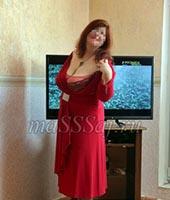 Марина, массажистка 41 год