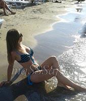 Настя, массажистка 26 лет