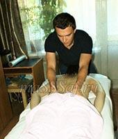 Никита, массажист 30 лет