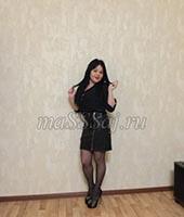 Дарья, массажистка 24 года