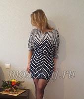 Валерия, массажистка 37 лет