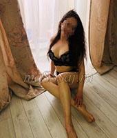 Ева, массажистка 27 лет