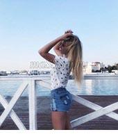 Ксения, массажистка 24 года