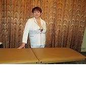 Лиза, массажистка 49 лет