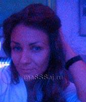 Дарья, массажистка 33 года