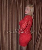 Марина, массажистка 35 лет