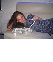 Лора, массажистка 40 лет