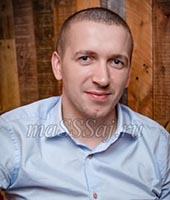 Александр, массажист 34 года