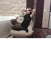 Кристина, массажистка 32 года
