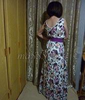 Лика, массажистка 42 года