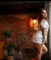 Эля, массажистка  27 лет