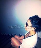 Луиза, массажистка 28 лет