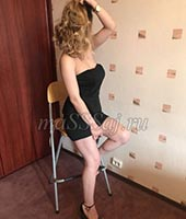 Александра, массажистка 25 лет