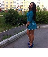 Дианочка, массажистка 33 года
