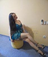 Соня, массажистка 26 лет