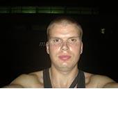 Максим, массажист 35 лет