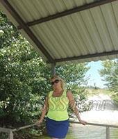 Ева, массажистка 39 лет