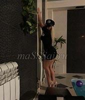 Лена, массажистка 29 лет
