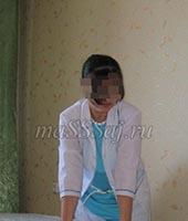 Инга, массажистка 46 лет