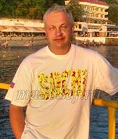 Григорий, массажист 47 лет