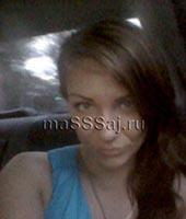 Kristinka, массажистка 33 года
