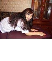 Майя, массажистка 35 лет