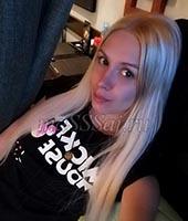 Алиса, массажистка 28 лет