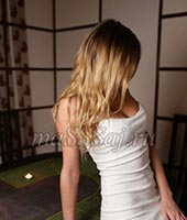 Виктория, массажистка 25 лет