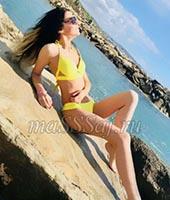 Алёна, массажистка 29 лет
