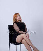 Инга, массажистка 38 лет