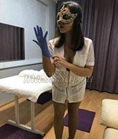 Анастасия, массажистка 27 лет