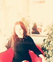 Анюта, массажистка 34 года