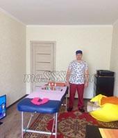 Виталий, массажист 26 лет