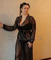 Настя, массажистка 30 лет